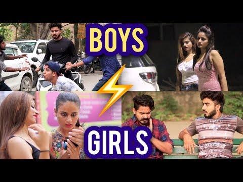 Boys Vs Girls II Half Engineer II