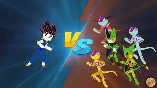 💛 DOWNLOAD Stick Warriors Super Battle War Fight APK#1