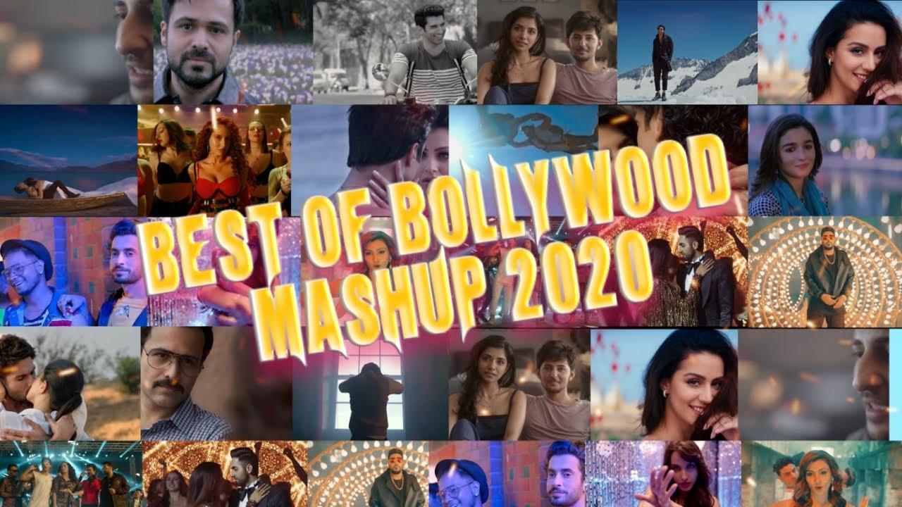 Best Of Bollywood Mashup 2020  Dj Goldie X Dj Ankit X Dj Mavis  Amix Visuals