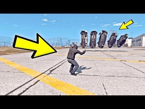 GTA 5 - YENI KARAKTER INANILMAZ GÜÇLÜ