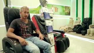 Массажное кресло, какое массажное кресло выбрать, массажное кресло для дома