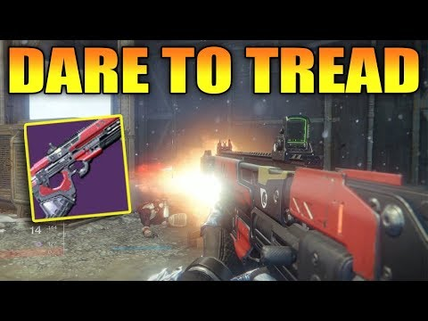 Treads Upon Stars Scout Rifle - A Forgotten Gem