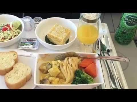 Malaysia Airlines Business Class on B737-800 from Bangkok to Kuala lumpur