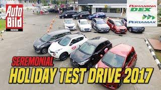 Seremonial Holiday Test Drive 2017 Auto Bild Indonesia