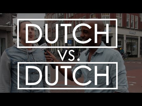 How The Dutch View Themselves? (Dutch vs. Dutch) | Amsterdam