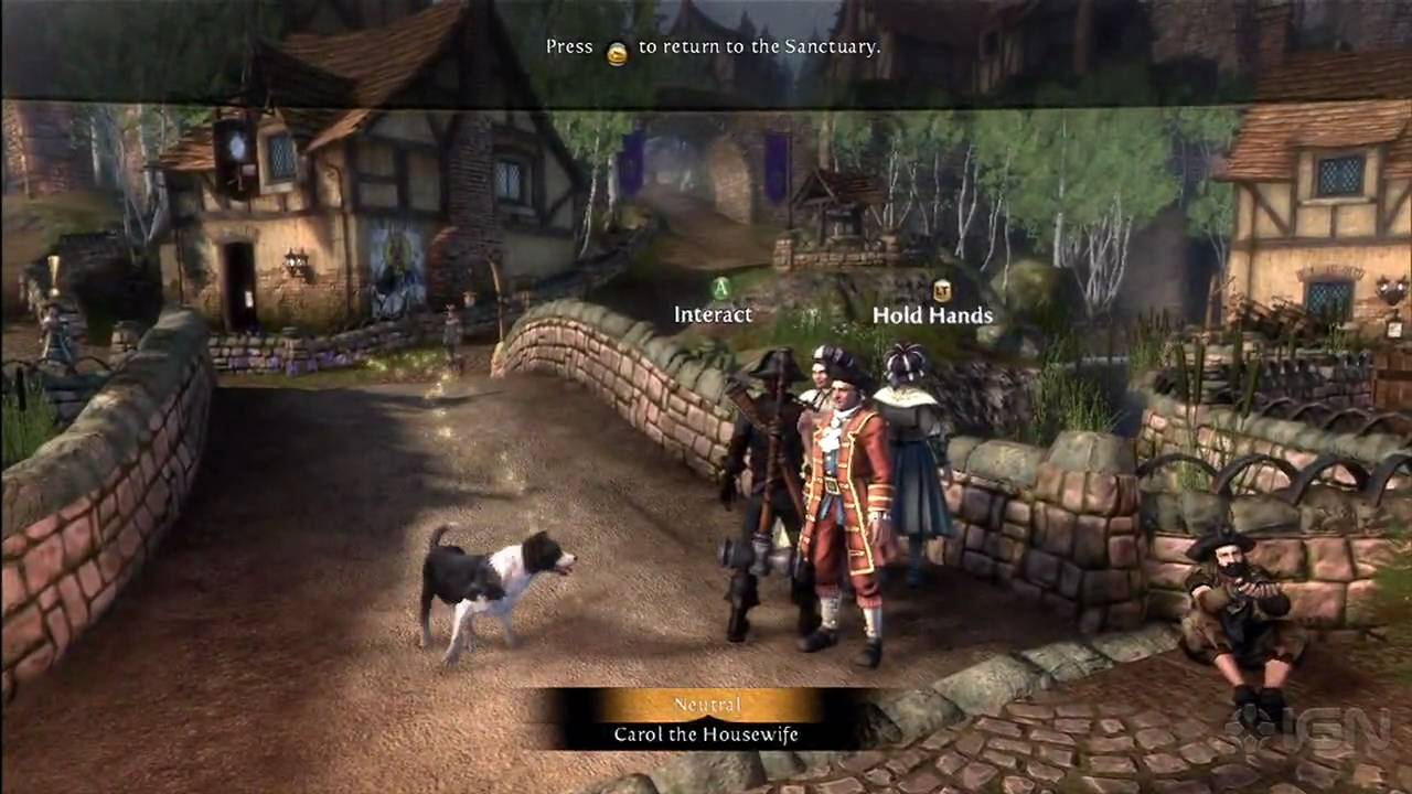Fable III Gameplay: Love and Life in Albion - E3 2010 ...