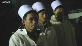 Северная Корея.Плач по вождю