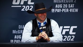 UFC 202: Donald Cerrone on Nate Diaz vs Conor McGregor 2 Outcome, Rough Day Leading Up to Fight