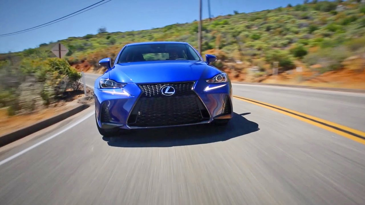 2017 lexus is 350 f sport awd