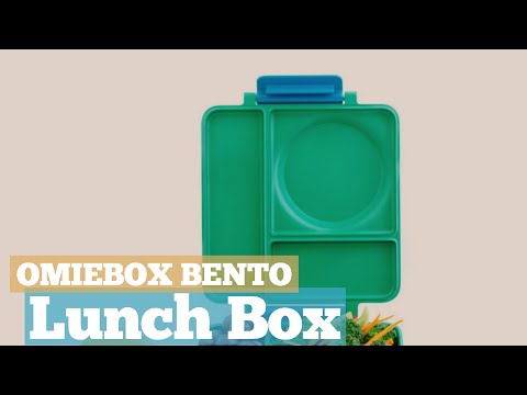 Omiebox Bento Lunch Box // 12 Omiebox Bento Lunch Box You've Got A See!
