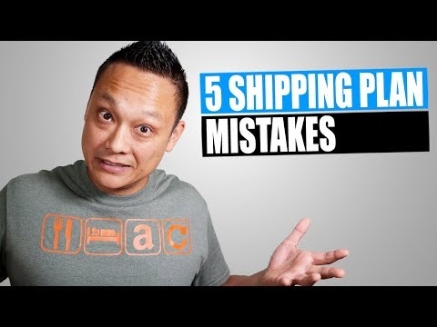 How to Ship Your Products to Amazon | Common Mistakes to Avoid