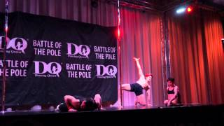 'Battle of the Pole 2014' Pole Dance Competition - Jury Performance