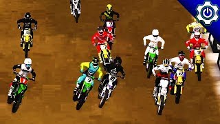 MX Simulator - 2018 MotoOption Supercross Round 1 - Anaheim 1