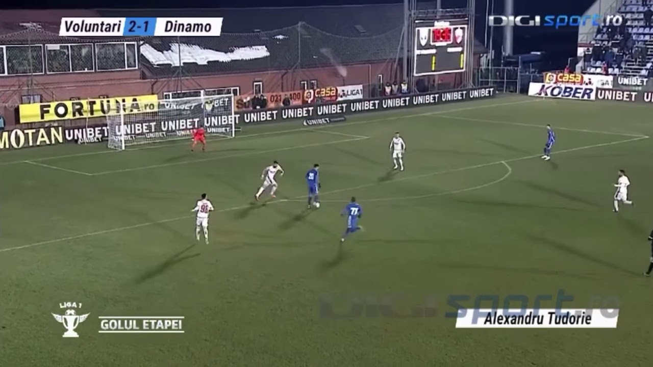 Dinamo FC Voluntari | Libertatea  |Dinamo București-voluntari