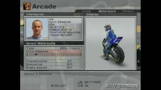 MotoGP 3: Ultimate Racing Technology Xbox Trailer - First