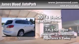 2014 Buick Enclave Dallas TX