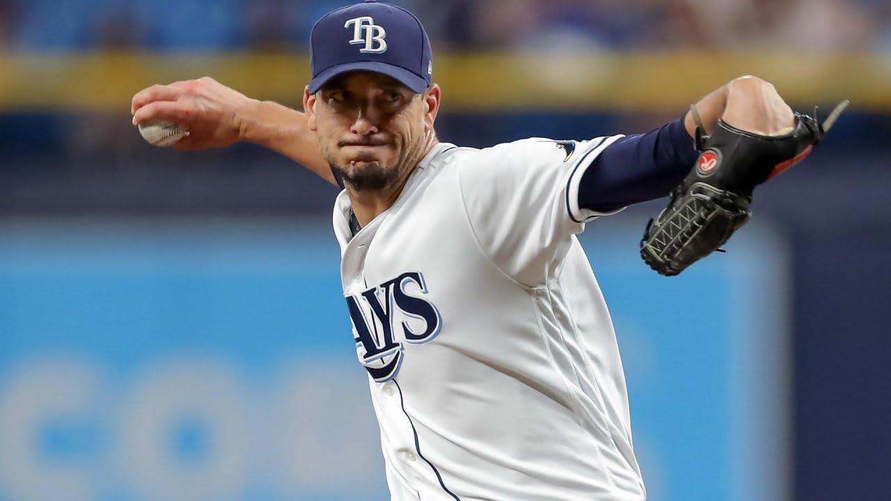 Charlie Morton's 12 Strikeout Game vs Orioles (Nutmeg Strikeout)   July 2, 2019   2019 MLB Seas