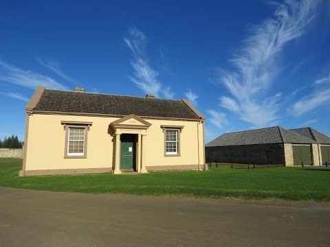 Kingston Convict Penal Settlement ~ Norfolk Island SnapShot