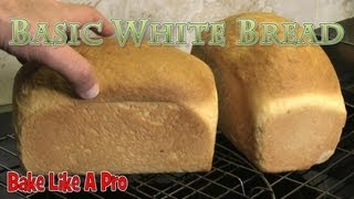 Cooking | How To Make Basic White Bread PART 1