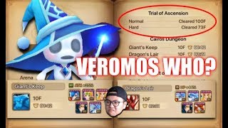 57 Days Beginner Account Blew My Mind, Insanely Fast Progression! Summoners War