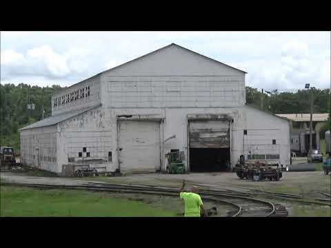 Big South Fork Railway Lumber And Mine Plus Cumberland Falls
