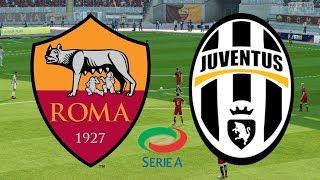 Serie A 2017/18 - Roma Vs Juventus - 13/05/18 - FIFA 18