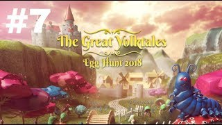 ROBLOX Egg Hunt 2018 The Great Yolktales #7: THE MAFIOSO