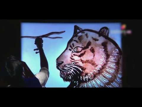 India's Got Talent 2016 | Sand Artist | Sarvam Patel | IGT Season 7