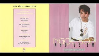 NHỚ VỀ EM - NGỌC SƠN sáng tác và trình bày I Mưa Hồng production I CD LOSSLESS