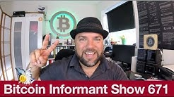 #671 Bank of China Bitcoin ist wertvoll, Bitcoin im Visier von IRS & der beste Bitcoin Monat