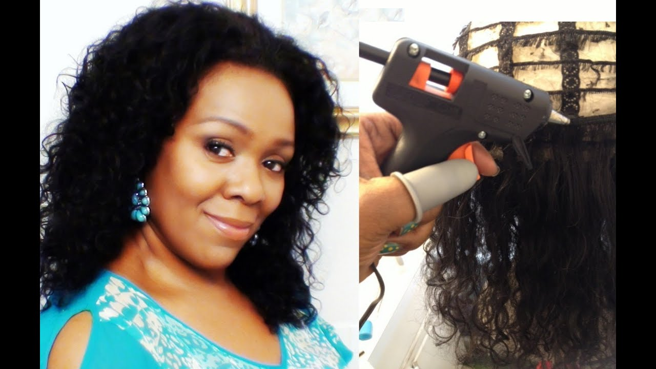 Create A Beautiful Wig In 3 Steps With Harlem 125 Wet Wavy
