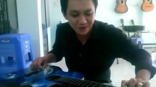 Chi toi Guitar đánh như Ðàn tranh by PhaoloMusic www.daynhac.net