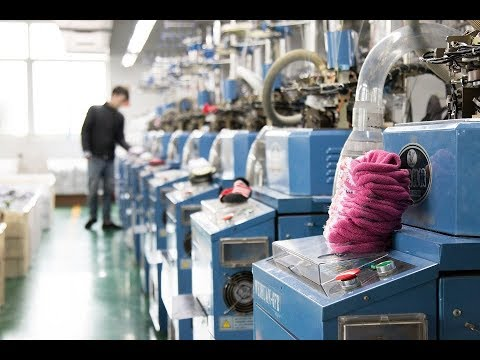 SOCKS FACTORY & EXPORTERS VISIT, CHINA MANUFACTURER-KAITE SOCKS