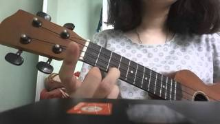 Tutorial Hao Xiang Ni (I miss you) Ukulele