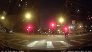 Video Motorcycle runs red light at night download MP3, 3GP, MP4, WEBM, AVI, FLV November 2017