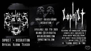 Sophist - Dissolution - Album teaser