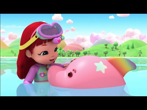 Rainbow Ruby - Dolphin Dilemma - Full Episode 🌈 Toys And Songs 🎵