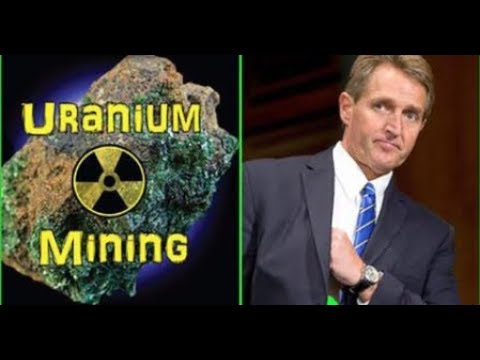 #NEVERTRUMPER JEFF FLAKE WAS FOREIGN LOBBYIST WORKING FOR URANIUM FIRM WITH TIES TO IRAN!