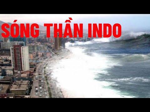 Sóng Thần Đã Xuất Hiện ở Indo, Tận Thế Ngày Càng Cao Trào, Dữ Dội