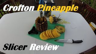 Product Review On The Crofton Pineapple Slicer