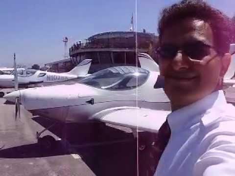 Santa Monica Municipal Airport - California 2014 Clip 1