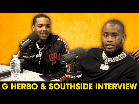 G Herbo & Southside Talk Swervo Project, Chicago, Kanye West + More Mp3