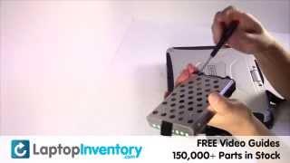 Panasonic Hard Drive Replacement Toughbook CF-19 - Install Fix Repair Laptop Guide CF-18