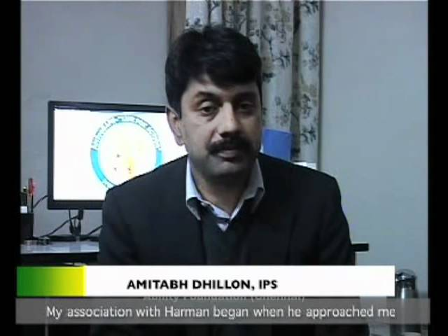 Harman Singh Sidhu - CKA 2011 Awardees Video Travel Video
