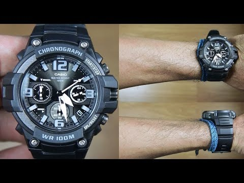 8c42c97b77f CASIO STANDARD MCW-100H-1A3 - UNBOXING - YouTube
