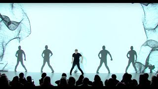 """Mapping Dance Performance: """"Into the Light""""  