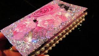 DIY Decoupage Shabby Pink Matchboxes