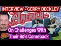 Capture de la vidéo America's Gerry Beckley On Russ Ballard Challenges & Their 80's Comeback