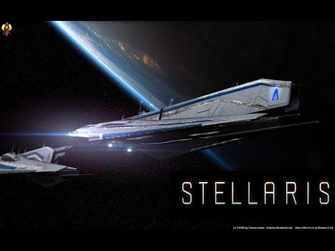 Stellaris Systems Alliance ships mod