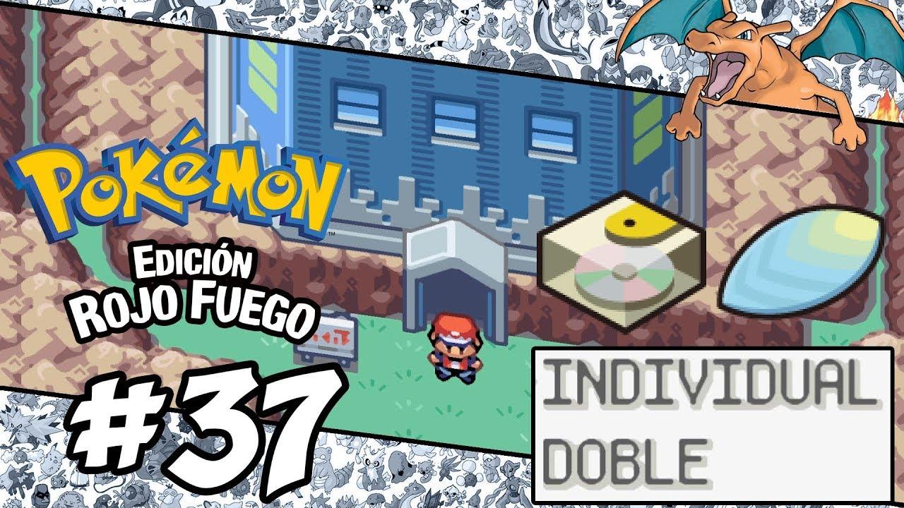 Guía Pokémon Rojo Fuego 37 Torre Desafio Modo Individual Y Doble Youtube